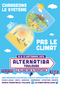 Toulangues rejoint le collectif Alternatiba Toulouse !